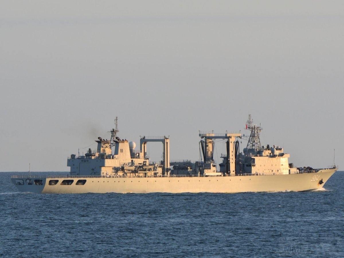 12344 - Современные китайские ВМС