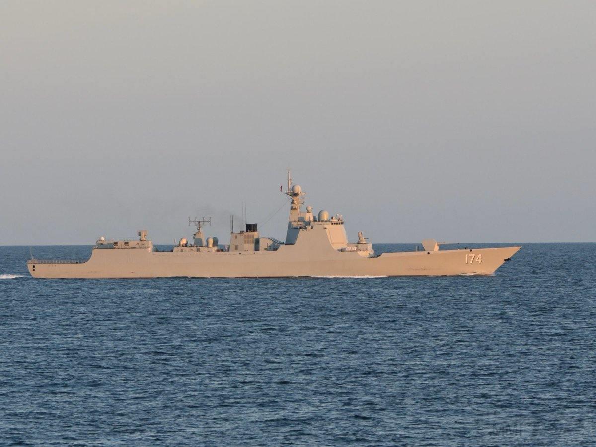 12346 - Современные китайские ВМС