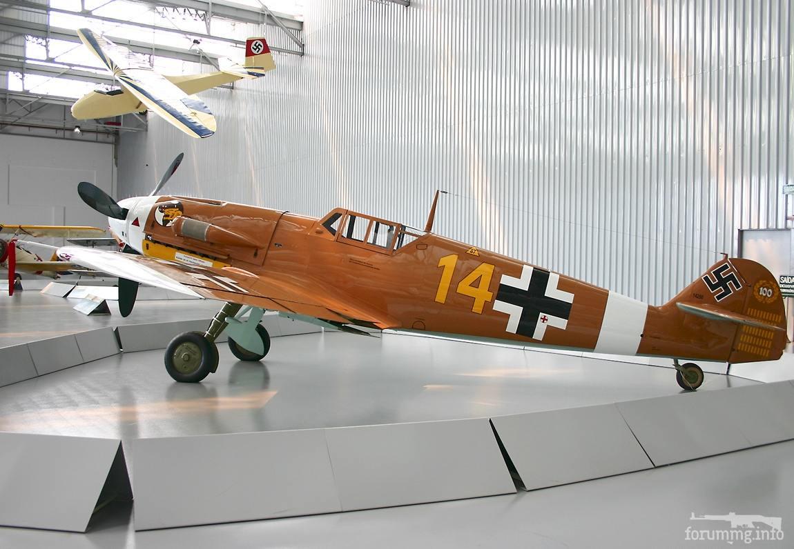 123497 - Мессершмитт BF.109.