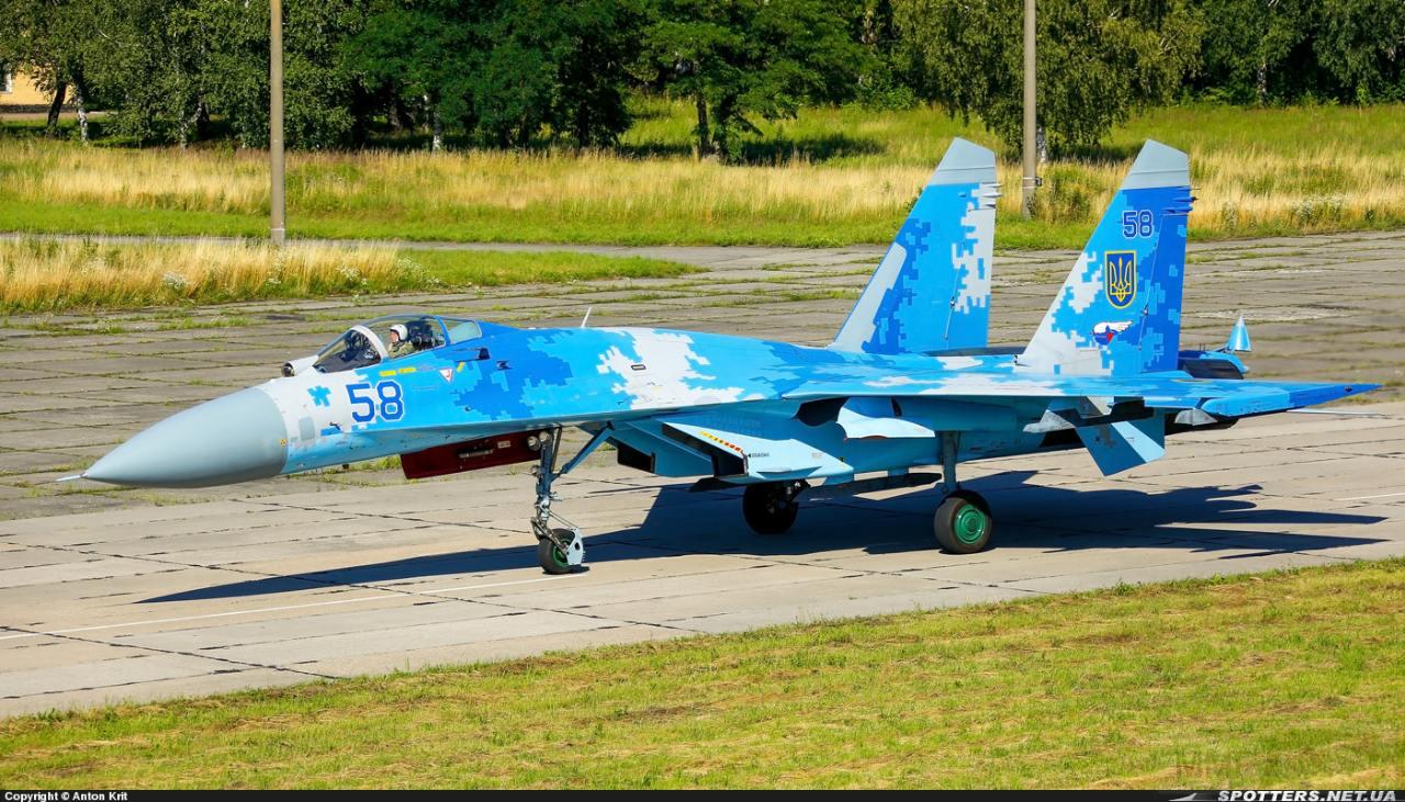12361 - Воздушные Силы Вооруженных Сил Украины