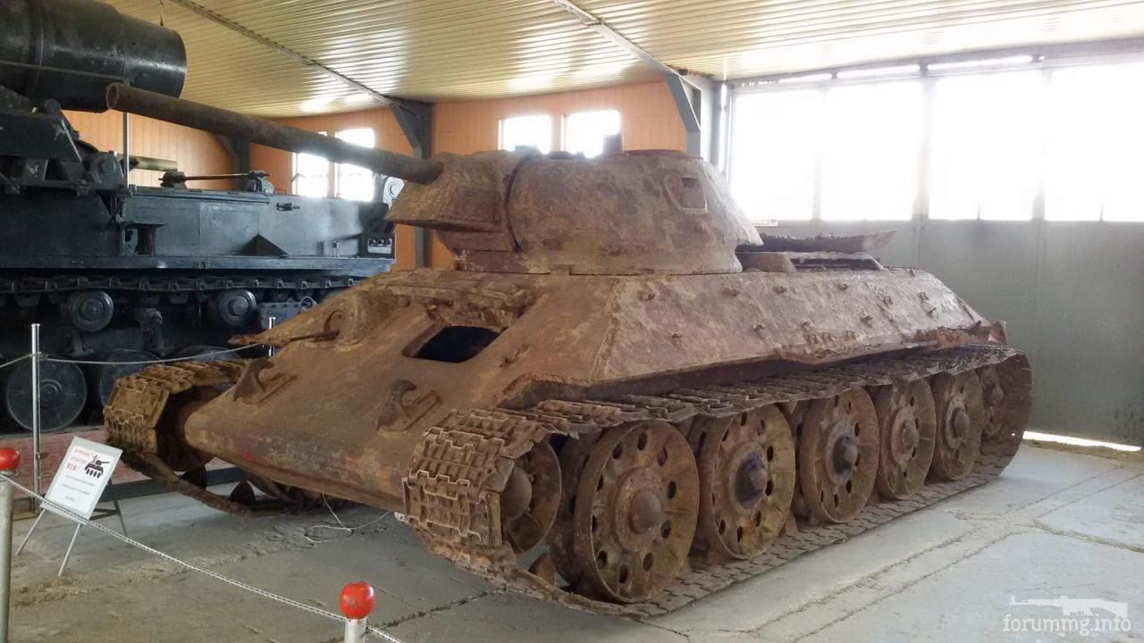 123700 - Танковий музей Кубинка