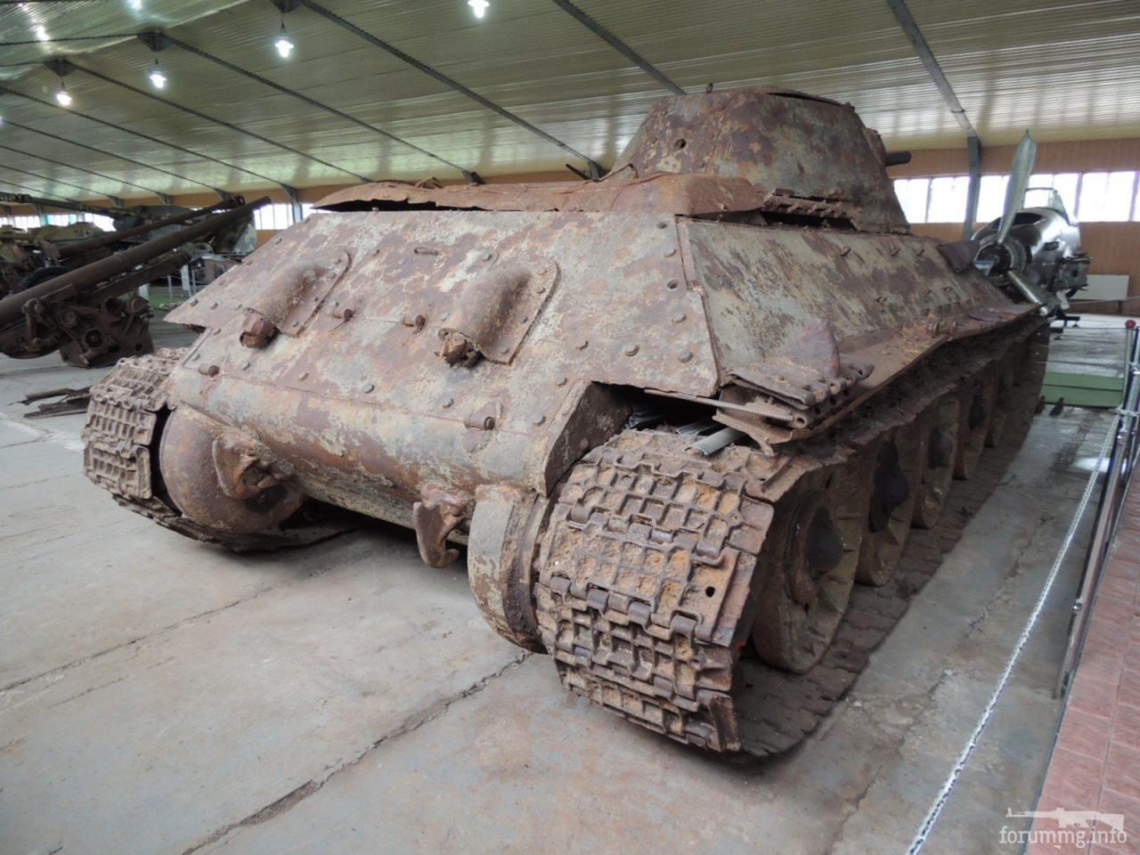 123702 - Танковий музей Кубинка