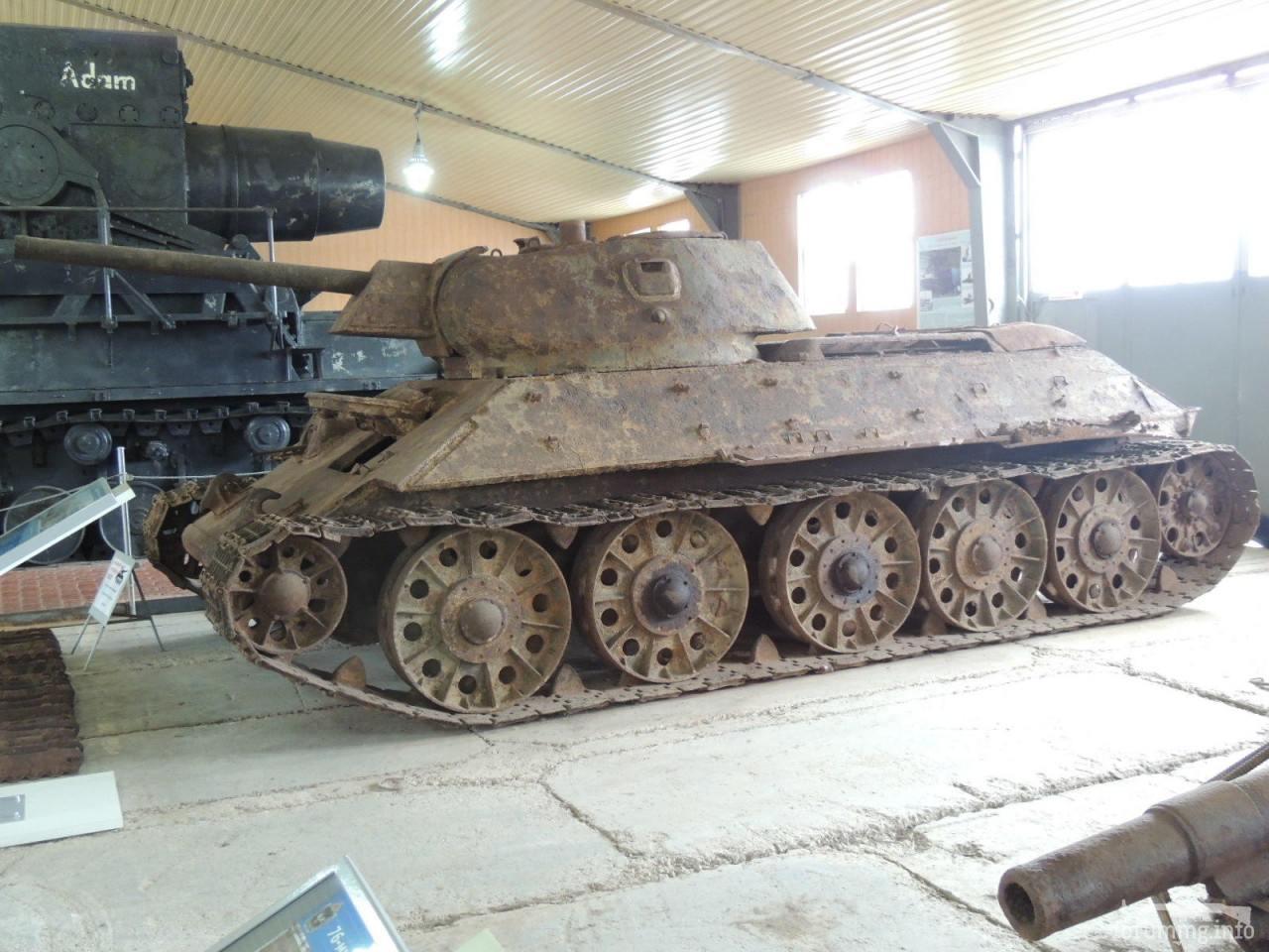 123704 - Танковий музей Кубинка