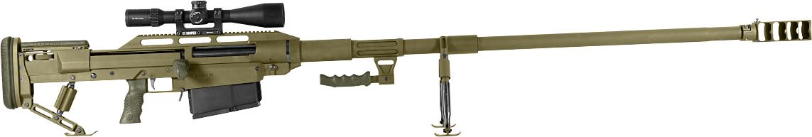 123707 - Крупнокалиберные снайперские винтовки