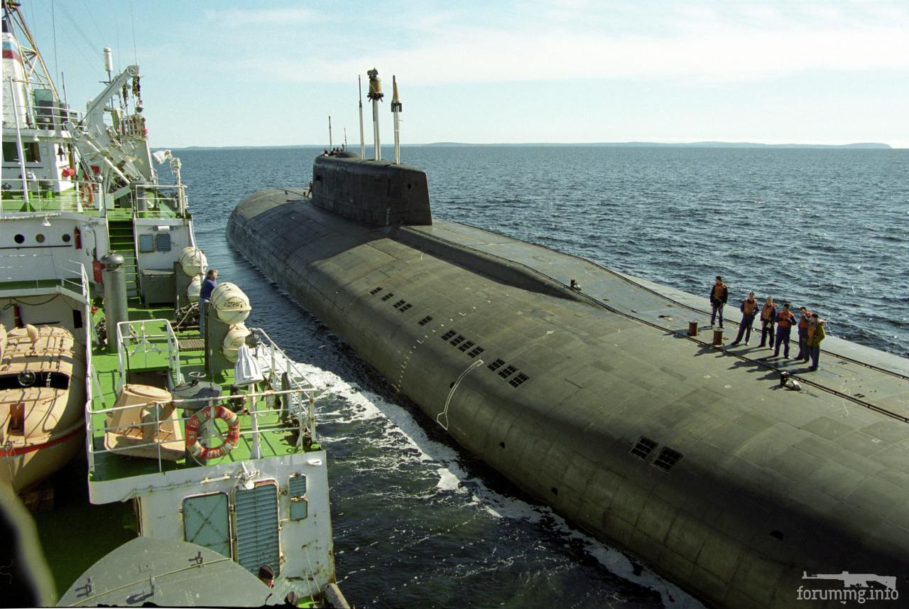 123709 - Атомные субмарины.