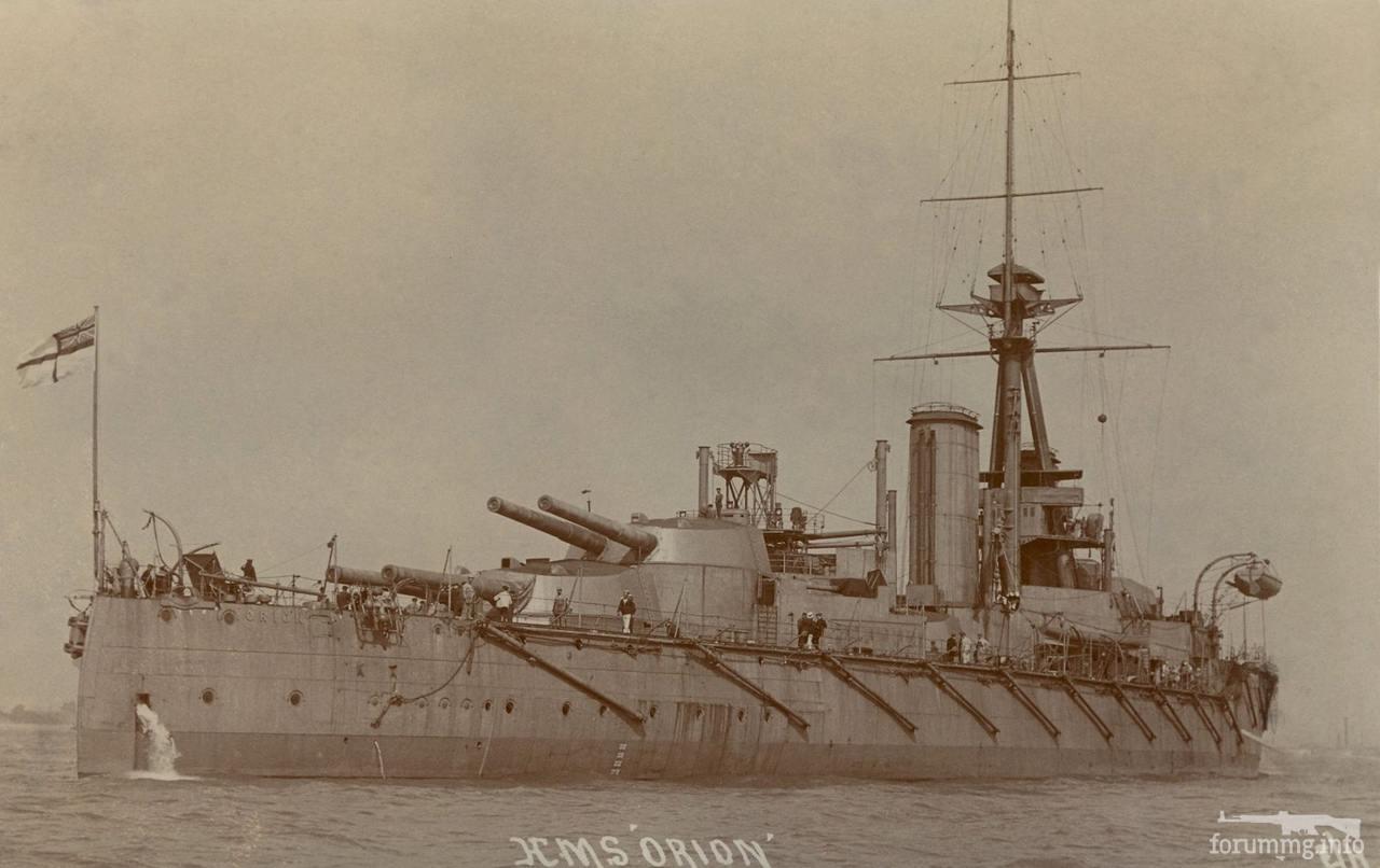 123735 - Броненосцы, дредноуты, линкоры и крейсера Британии