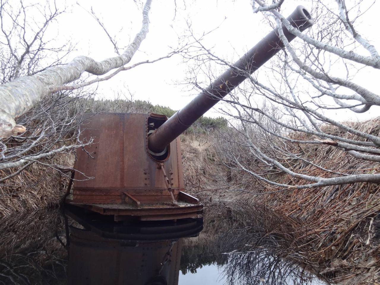 12390 - Корабельные пушки-монстры в музеях и во дворах...