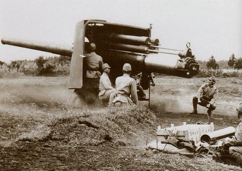 12393 - Корабельные пушки-монстры в музеях и во дворах...