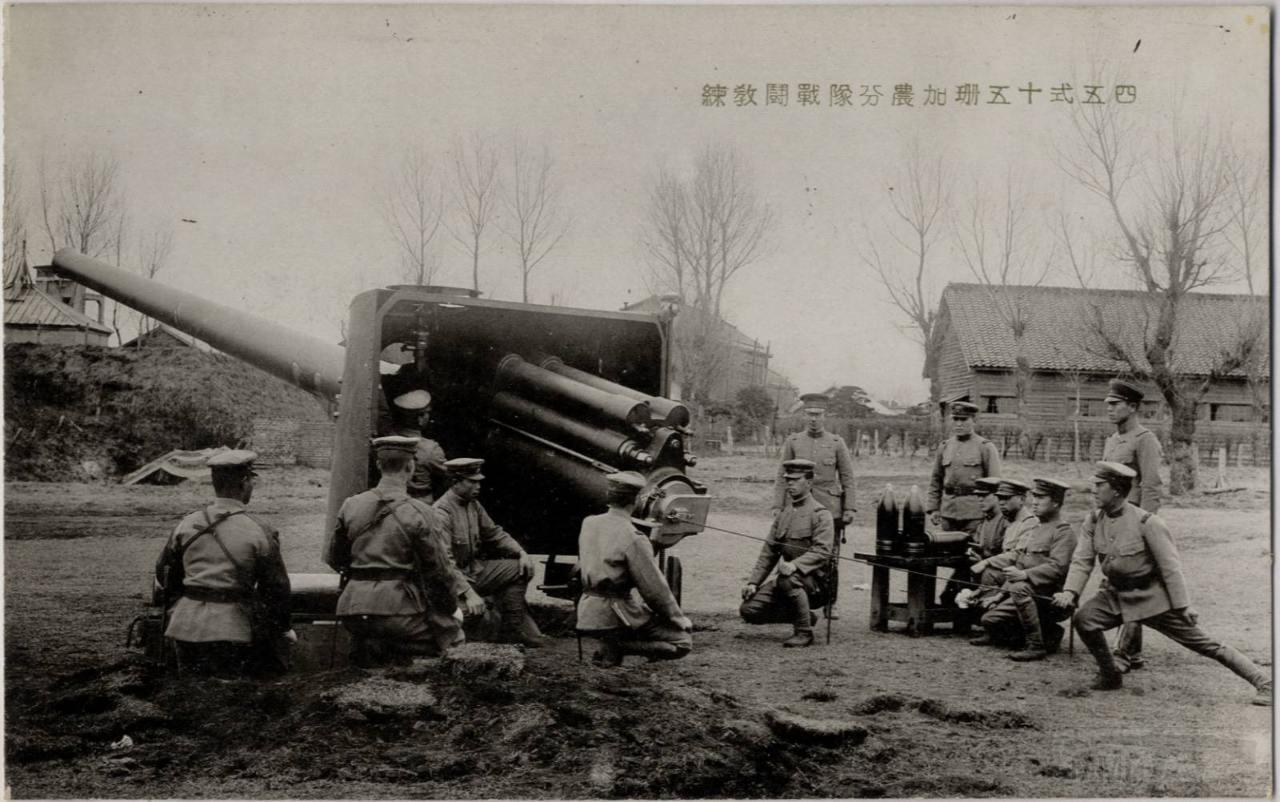 12395 - Корабельные пушки-монстры в музеях и во дворах...