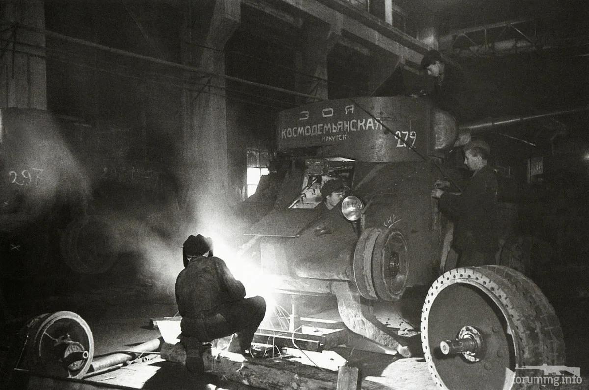 123952 - Военное фото 1941-1945 г.г. Восточный фронт.