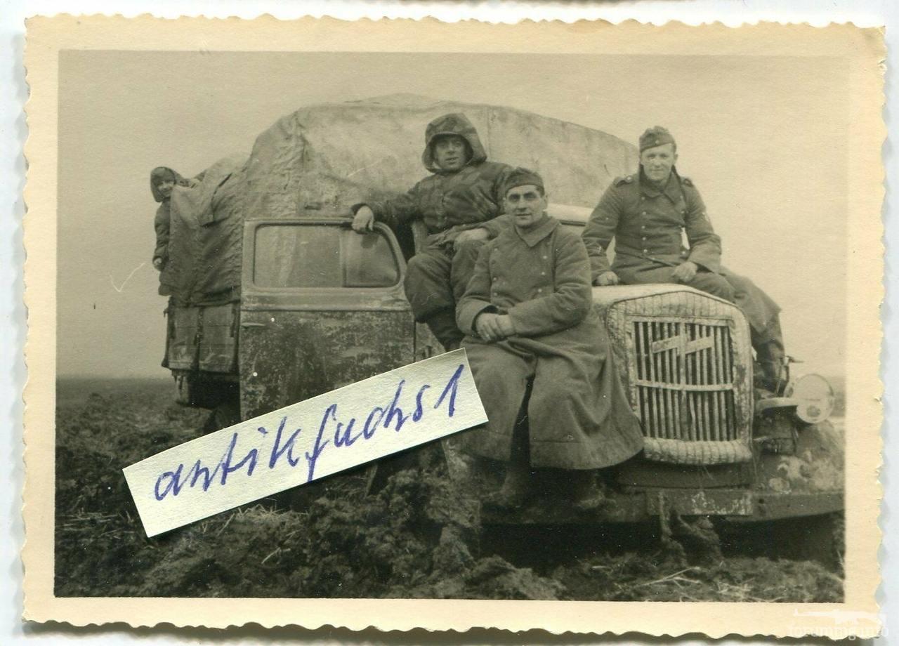 123991 - Военное фото 1941-1945 г.г. Восточный фронт.