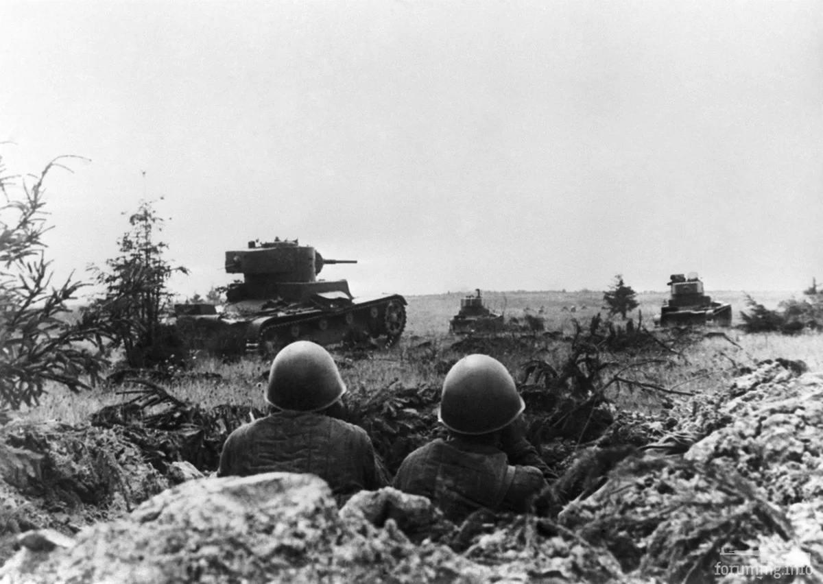 124136 - Военное фото 1941-1945 г.г. Восточный фронт.