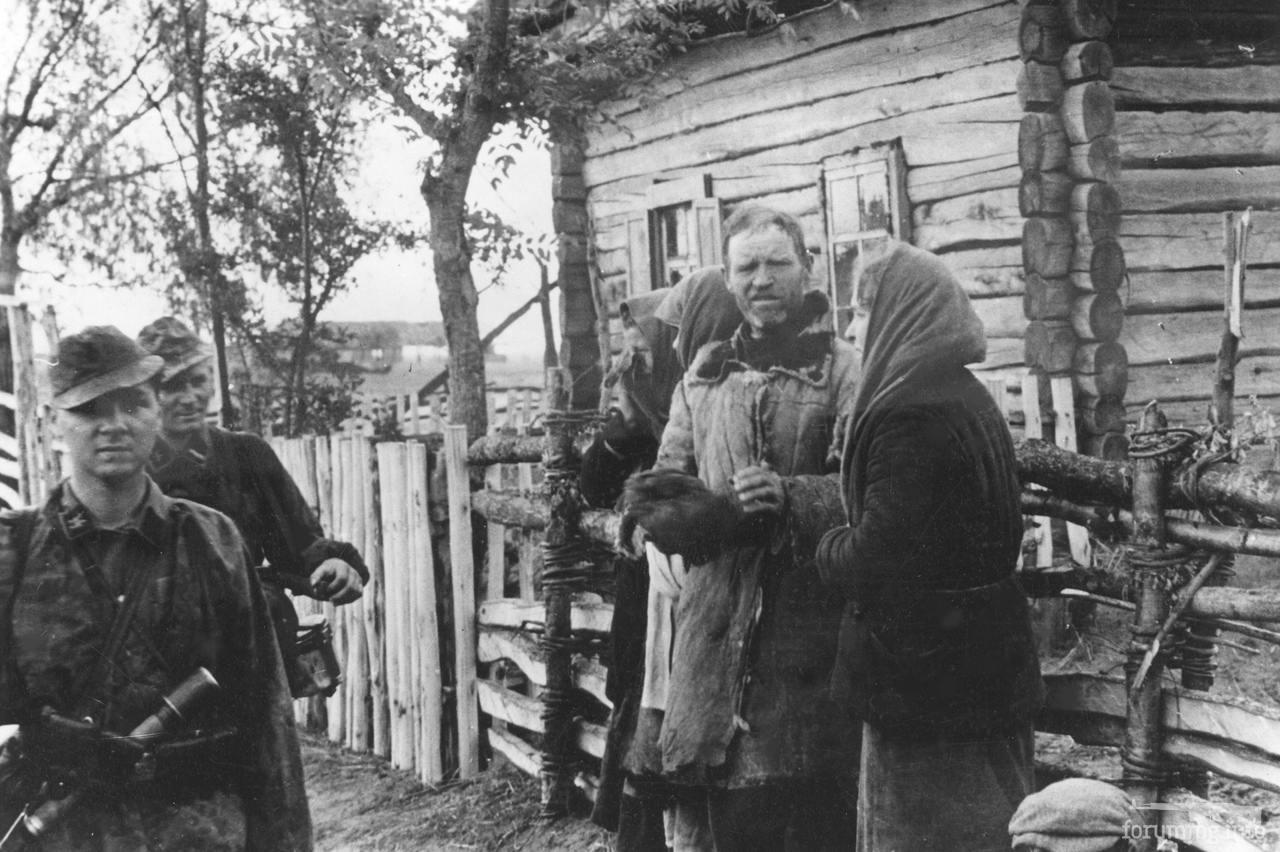 124137 - Военное фото 1941-1945 г.г. Восточный фронт.