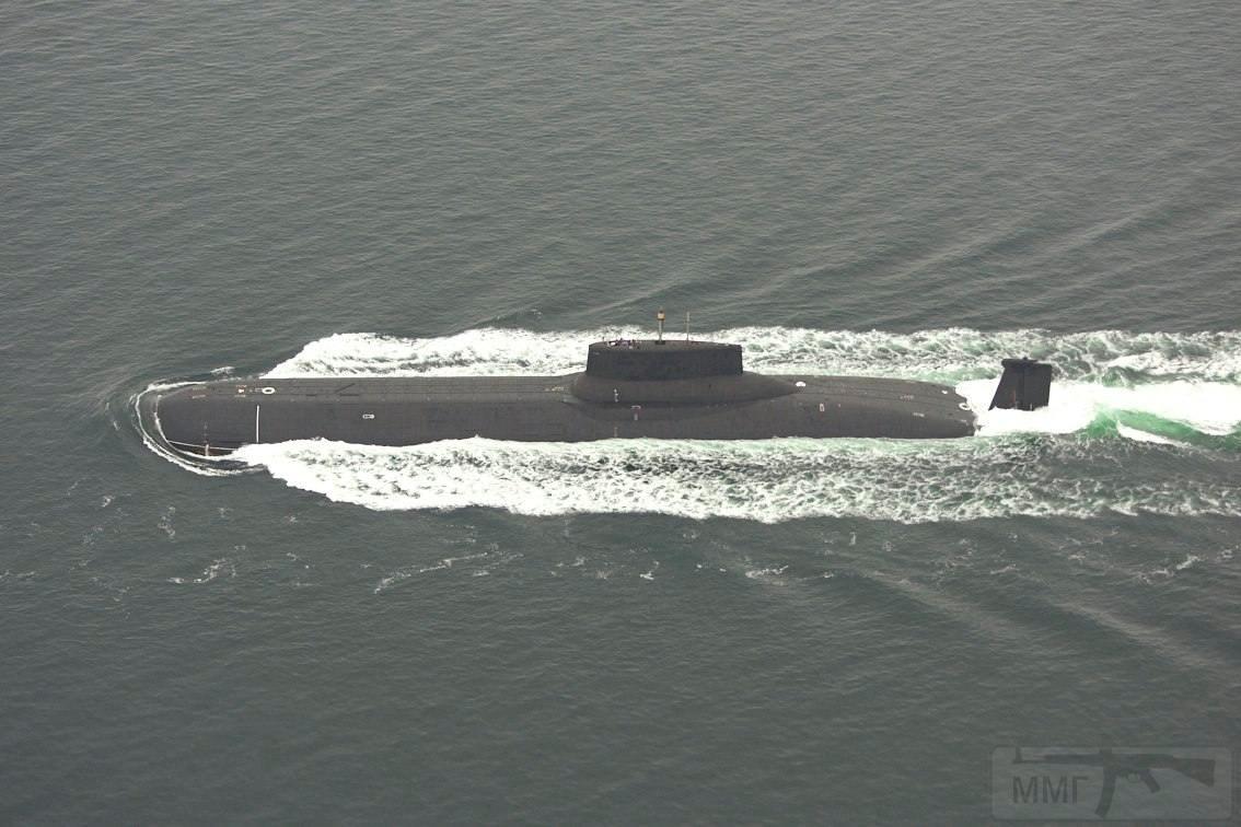 12429 - Атомные субмарины.