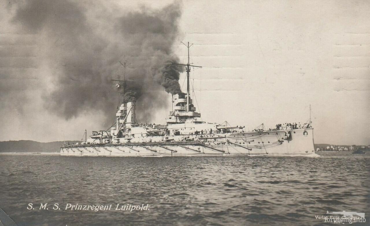 124418 - Линкор SMS Prinzregent Luitpold