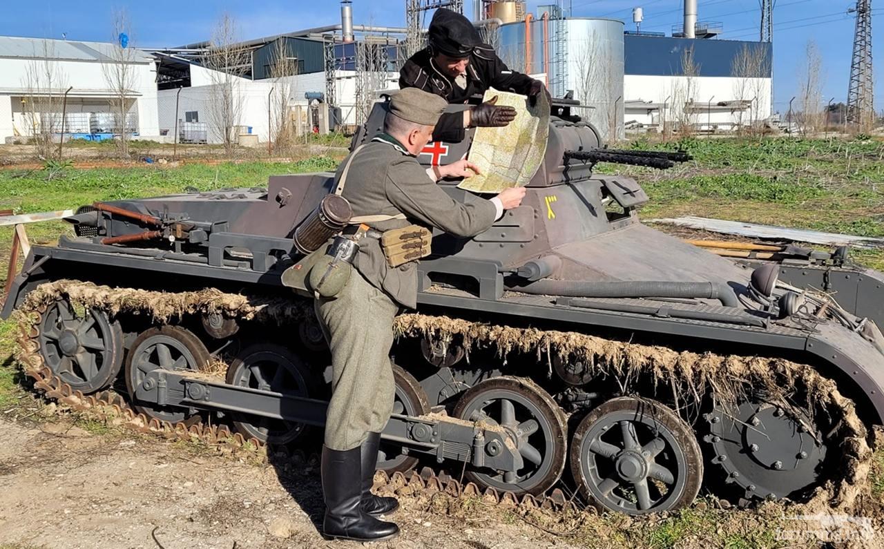 124425 - Деревянный танк