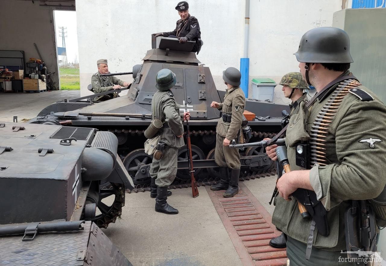 124428 - Деревянный танк