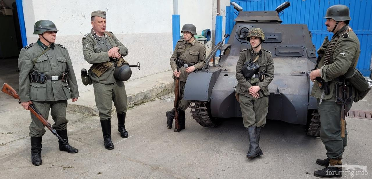 124430 - Деревянный танк