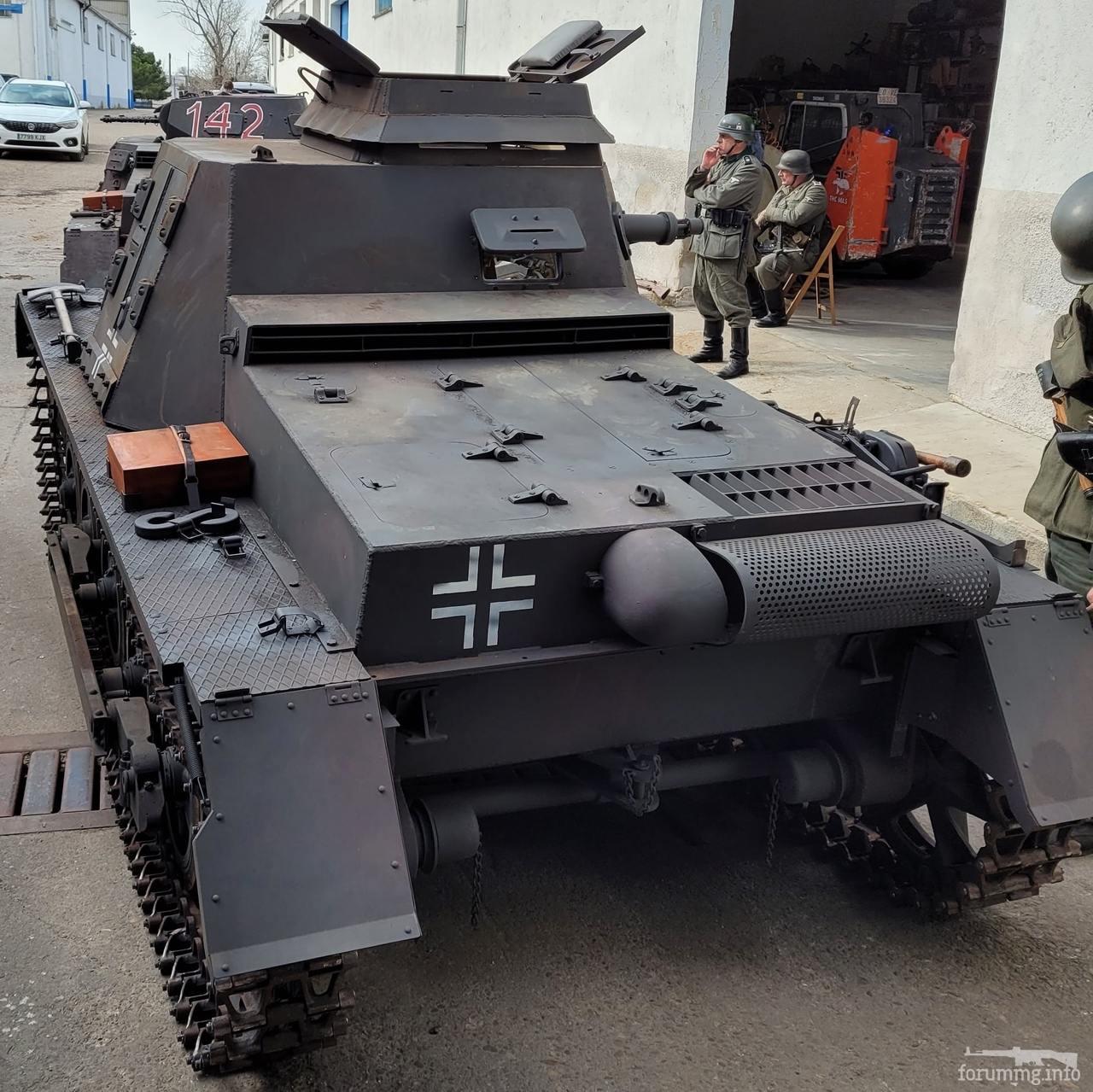 124431 - Деревянный танк