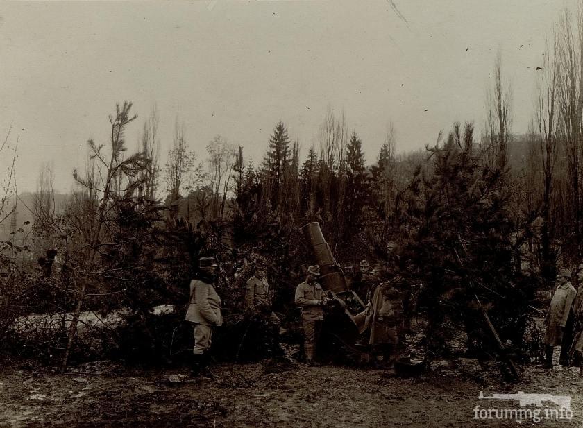 124442 - Артиллерия 1914 года