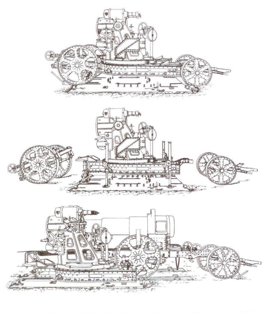 124444 - Артиллерия 1914 года