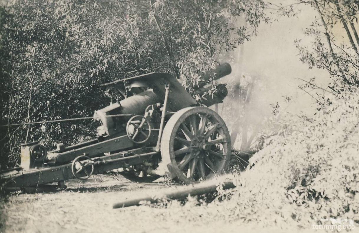 124449 - Артиллерия 1914 года