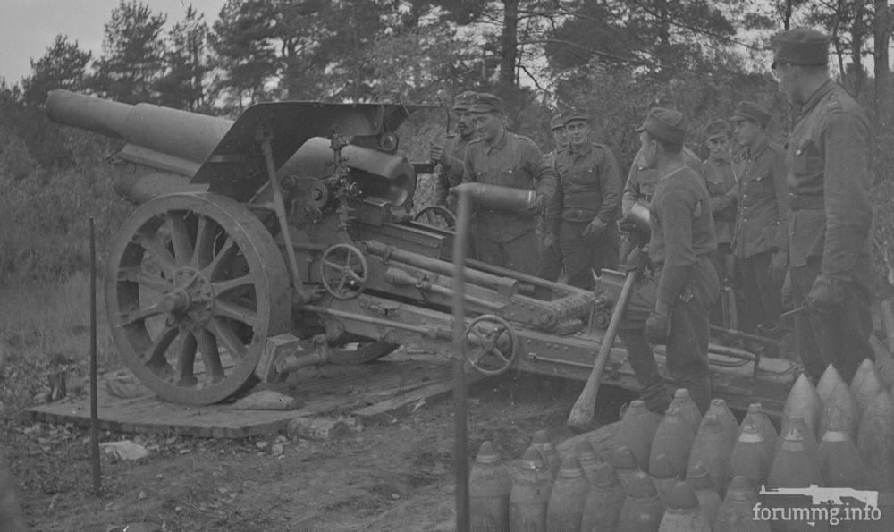 124452 - Артиллерия 1914 года