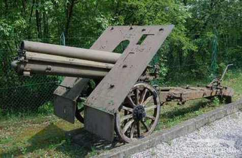 124454 - Артиллерия 1914 года