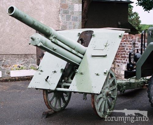 124458 - Артиллерия 1914 года