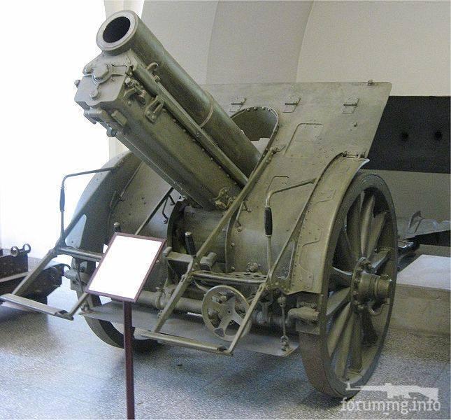 124460 - Артиллерия 1914 года