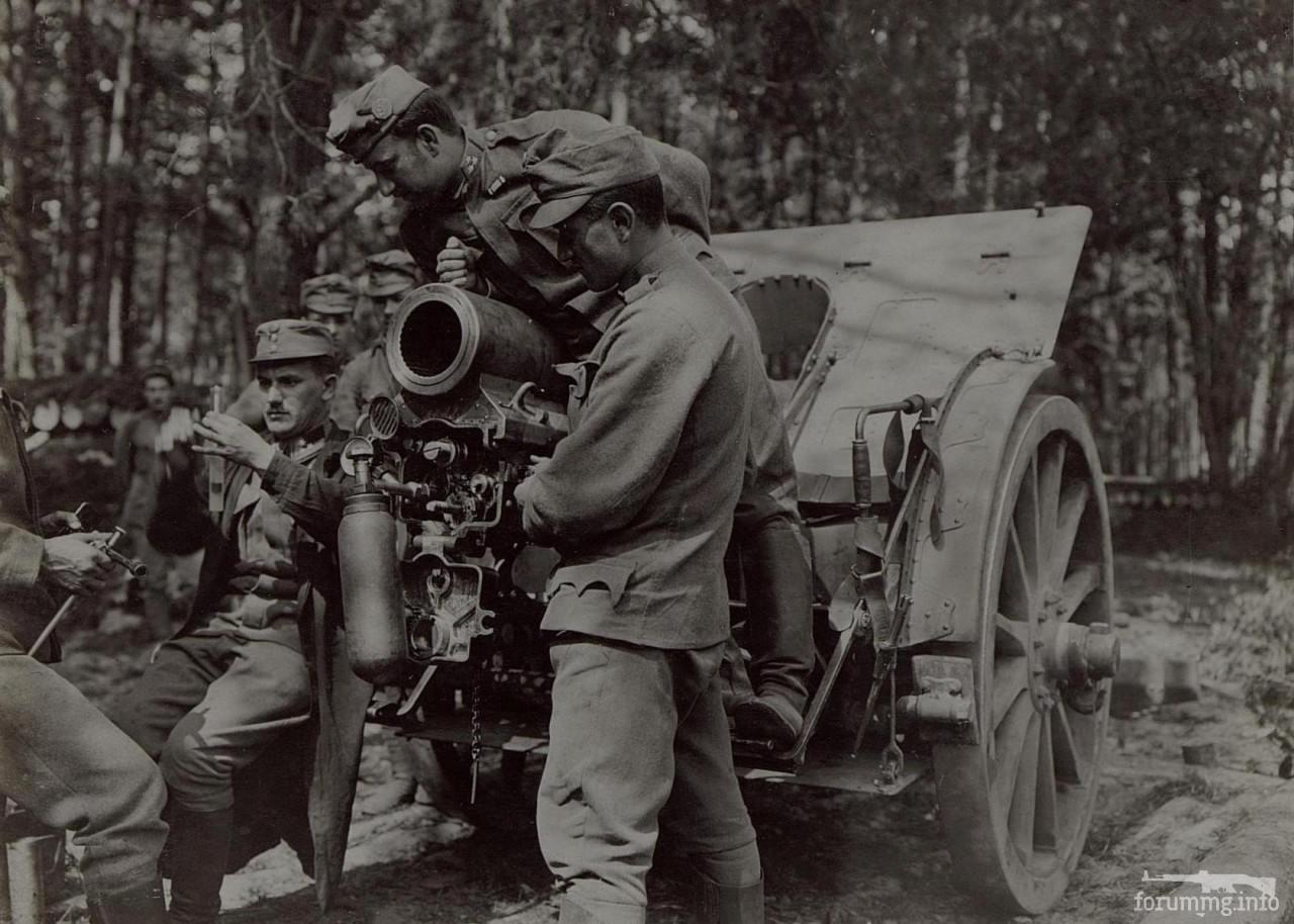 124463 - Артиллерия 1914 года