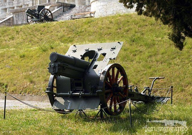 124465 - Артиллерия 1914 года