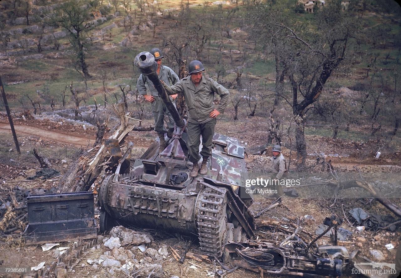 124543 - Военное фото 1939-1945 г.г. Западный фронт и Африка.