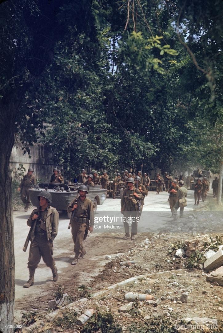 124544 - Военное фото 1939-1945 г.г. Западный фронт и Африка.