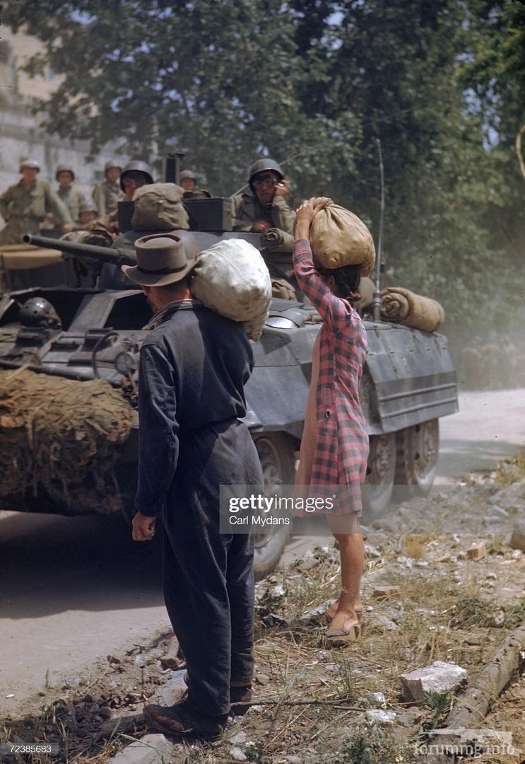 124545 - Военное фото 1939-1945 г.г. Западный фронт и Африка.
