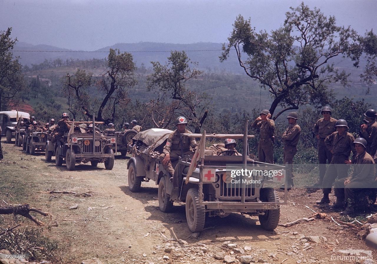124548 - Военное фото 1939-1945 г.г. Западный фронт и Африка.