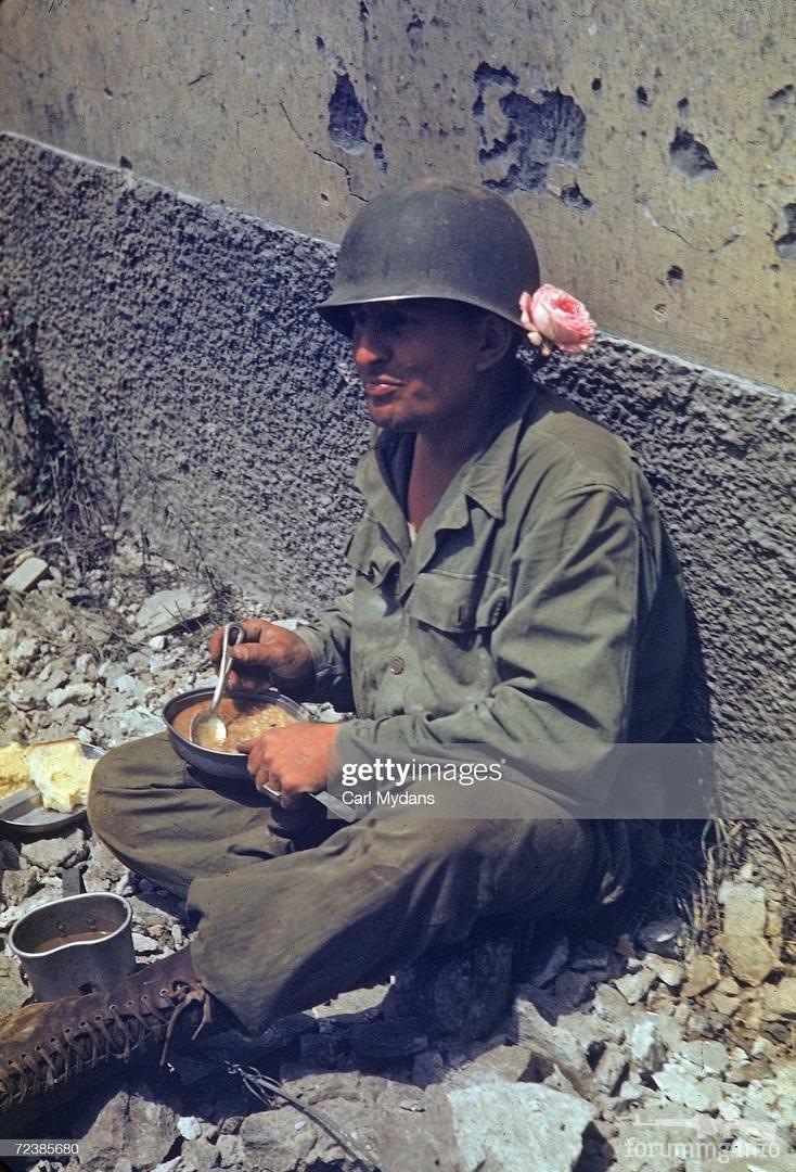 124549 - Военное фото 1939-1945 г.г. Западный фронт и Африка.