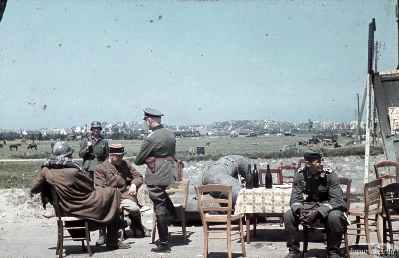 124552 - Французская кампания 1939-1940