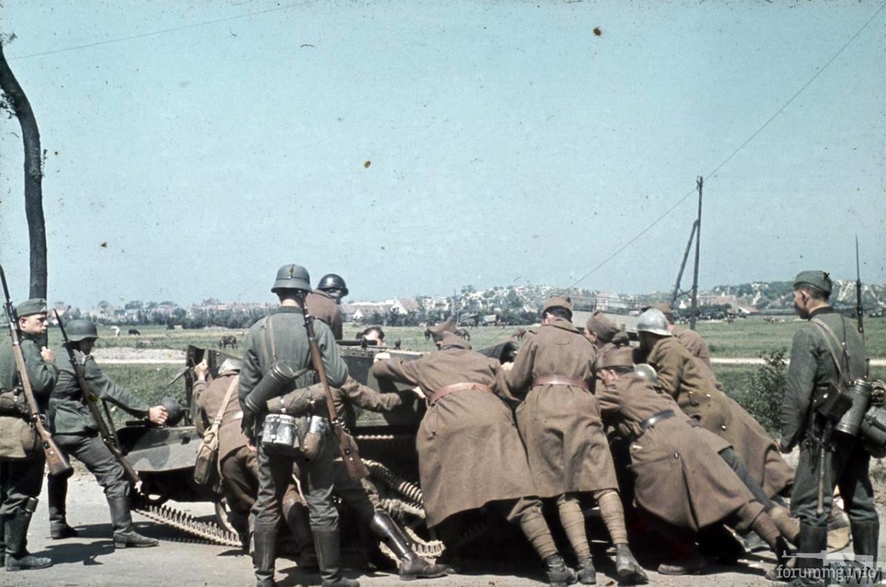 124553 - Французская кампания 1939-1940