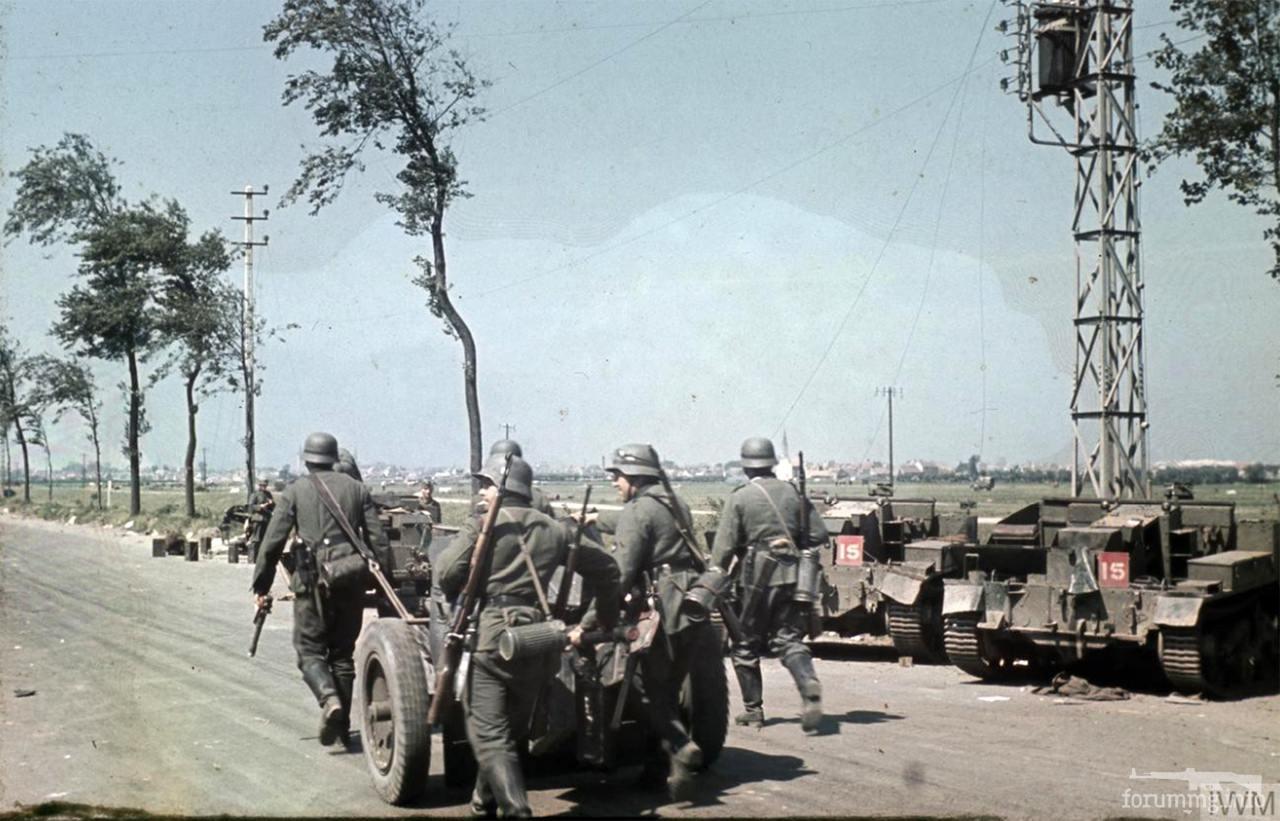 124554 - Французская кампания 1939-1940