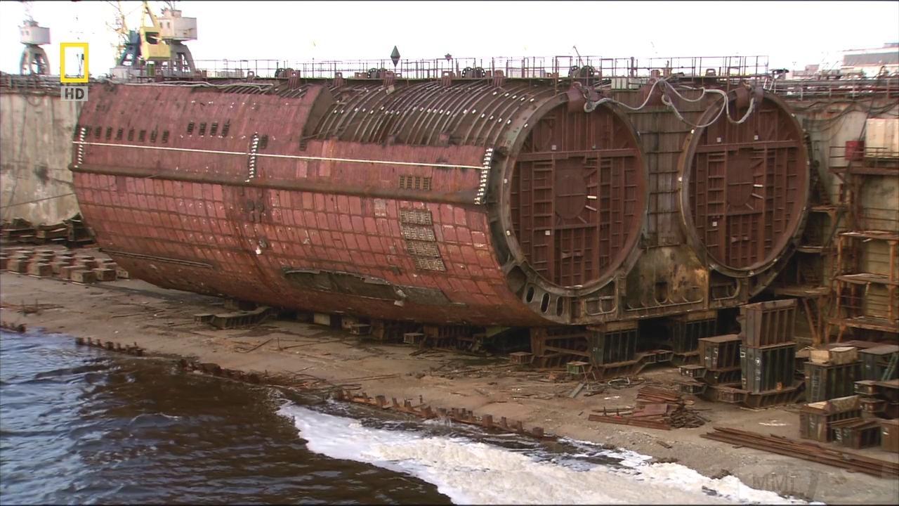 12460 - Атомные субмарины.