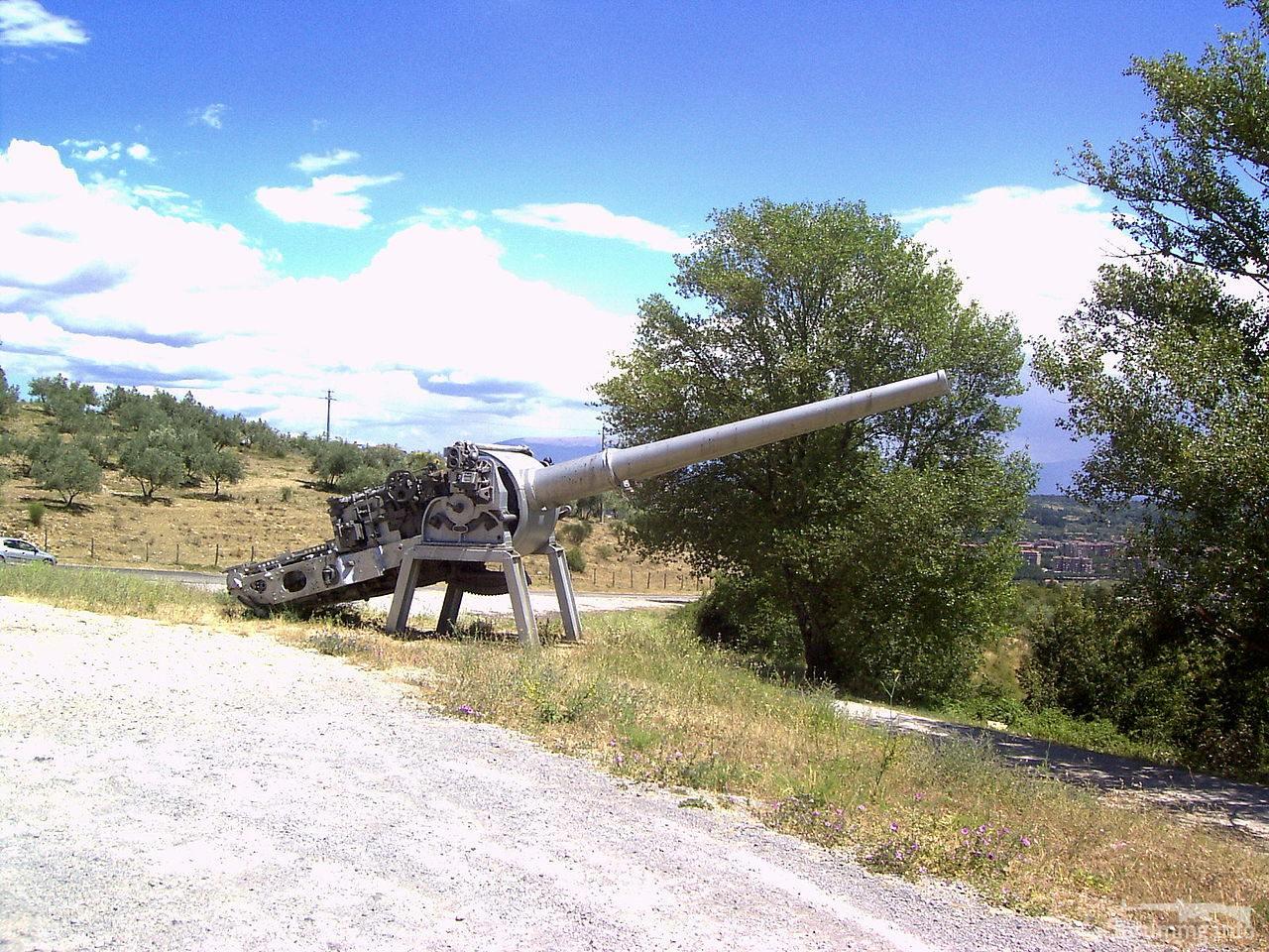124618 - Корабельные пушки-монстры в музеях и во дворах...