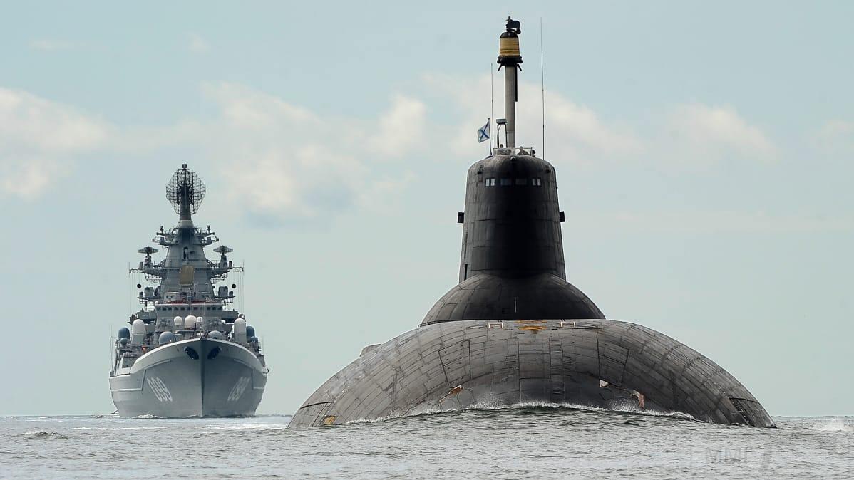 12464 - Атомные субмарины.