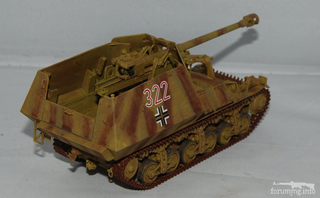 124683 - Модели бронетехники