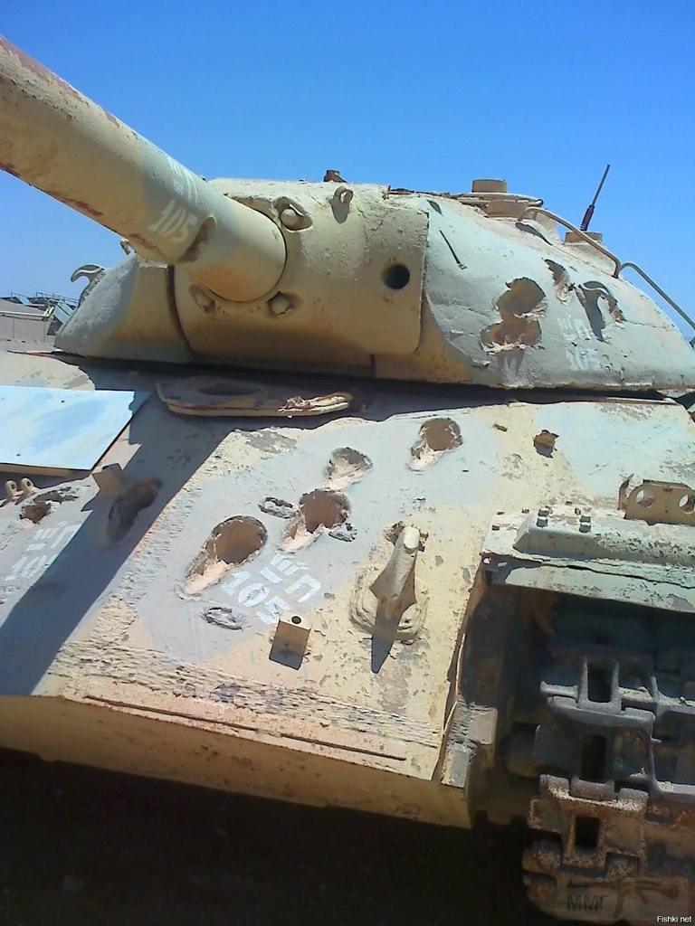 12470 - Послевоенное использование советской бронетехники WW2