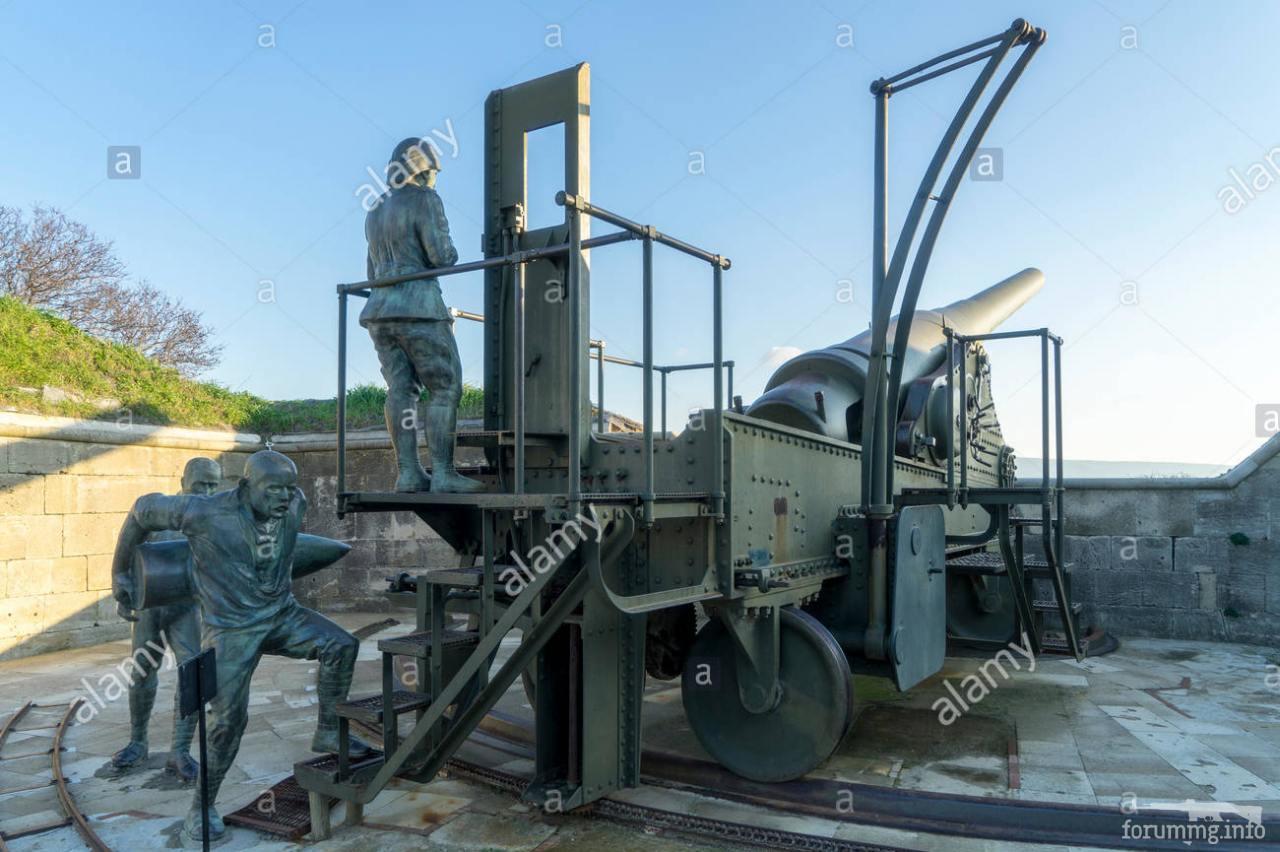 124767 - Корабельные пушки-монстры в музеях и во дворах...