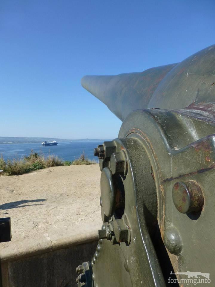 124769 - Корабельные пушки-монстры в музеях и во дворах...