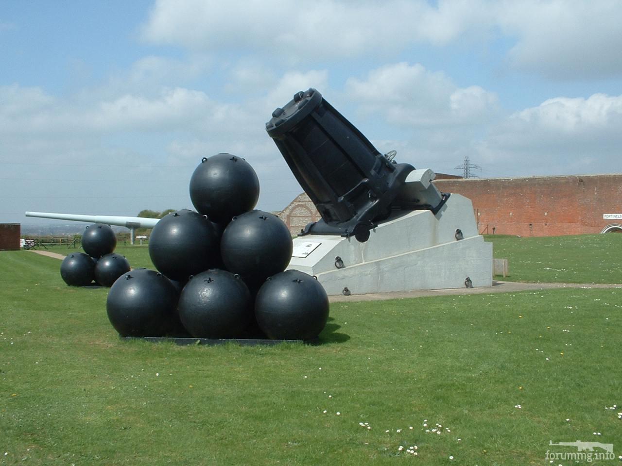 124834 - Корабельные пушки-монстры в музеях и во дворах...