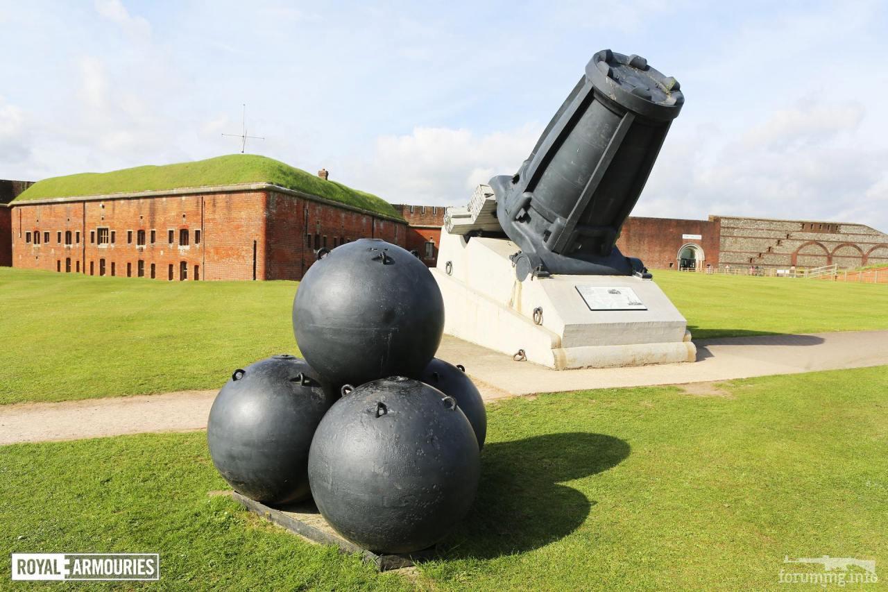 124835 - Корабельные пушки-монстры в музеях и во дворах...
