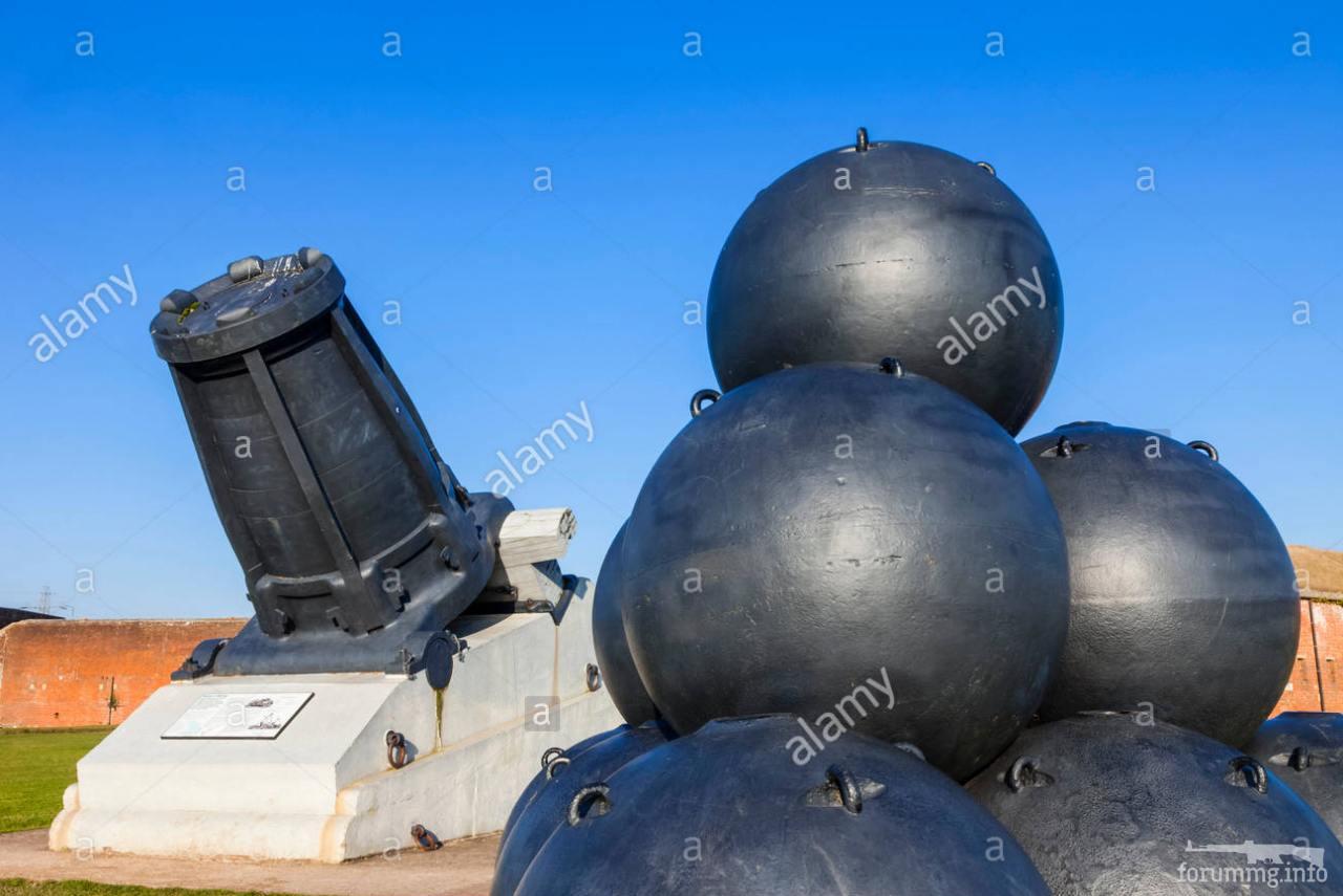 124836 - Корабельные пушки-монстры в музеях и во дворах...